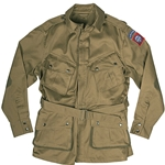 US WWII Paratrooper Jacket - Reinforced