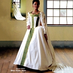 Renaissance Wedding Gown
