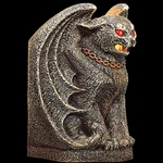 Bad Cat Electric Bookend Windstone Editions