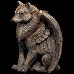 Spirit Wolf Candlelamp WE-2012