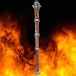 Dark Ages Equalizer LARP Mace WL7006
