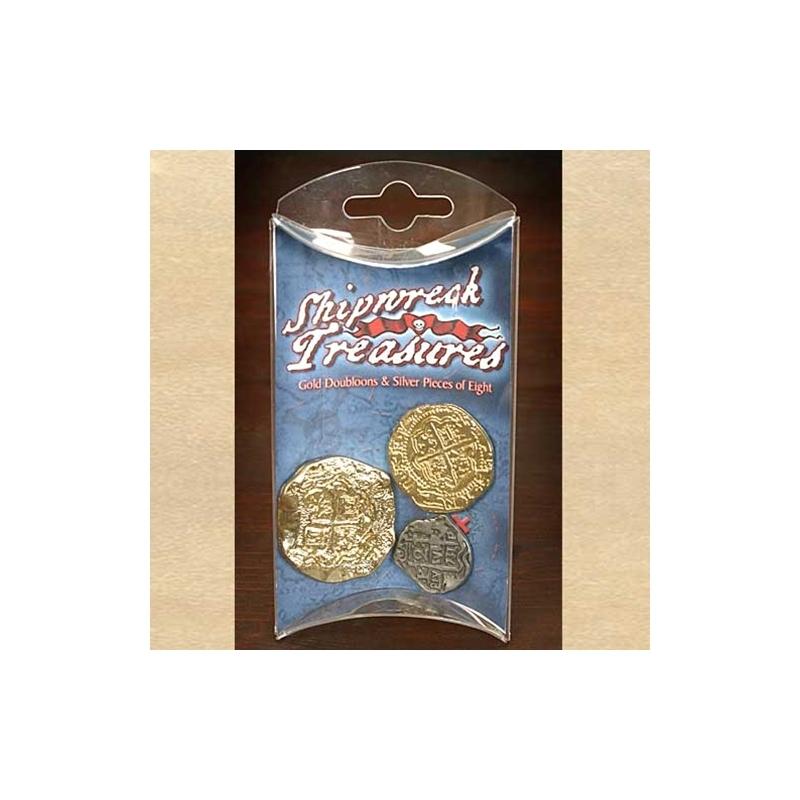 Shipwreck Pirate Coins 26-801410