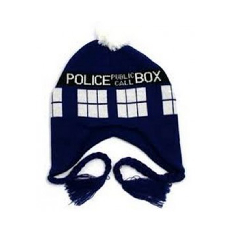By The Sword - Doctor Who TARDIS Laplander Hat 3a5f79ff02a