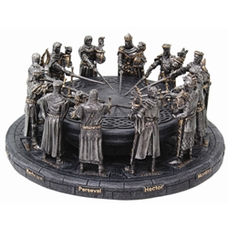 Knights Of The Round Table Swords.By The Sword Knights Of The Round Table