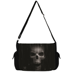Watcher Skull Messenger Bag
