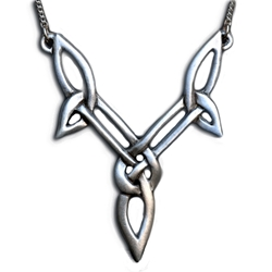 Celtic Knot Necklace Pendant 126.0694