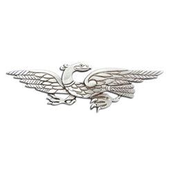 Celtic Eagle or Ilar Brooch 106.0276