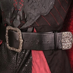 Pirate King Leather Belt  26-201402