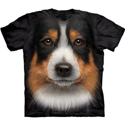 Australian Shepherd Adult Plus Size T-Shirt 43-1036050