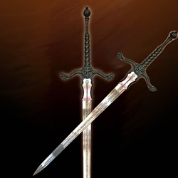Black Elf Sword, Limited Edition by Marto 56-M001S