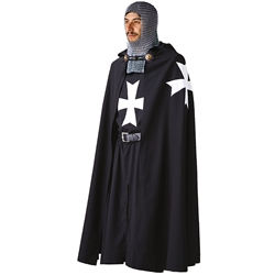 Hospitaller Tunic and Cloak - Set