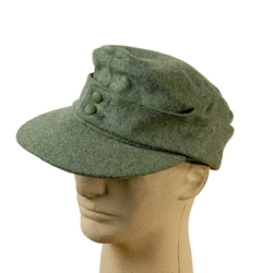 f1c2551c045971 By The Sword - German WWII M43 Field Cap Reproduction