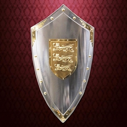 Richard the Lionheart Decorative Shield