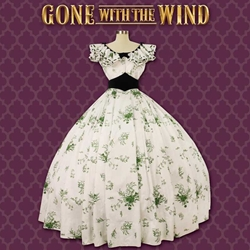 Gone With The Wind Barbecue Gown