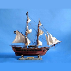 26 inch Caribbean Pirate Ship