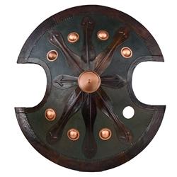 By The Sword - Trojan War Shield