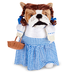 The Wizard of Oz Dorothy Dog Costume 100-146595