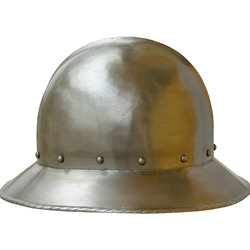 14th Century Kettle Hat