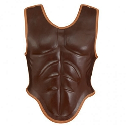 Leather Muscle Breastplate GH2010