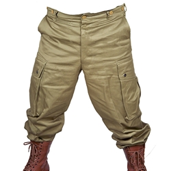 by the sword us wwii paratrooper pants non reinforced