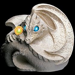 Inner Light Dragon Candle Lamp