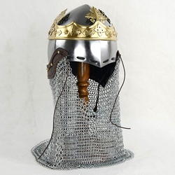 Robert the Bruce Bascinet  - Helmet