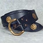 Black Knightly Belt 200676