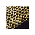 Plated Brass Chain Mail Shirt 26-300102
