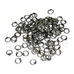 Loose Chainmail Rings - Round Ring Dome Riveted Code 8 OB2345
