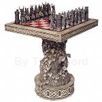 Chess Table and Board MECE015