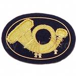 Infantry Cap Patch Large ON1553