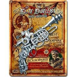 Elite Duellist Metal Plaque 17-ALOM488