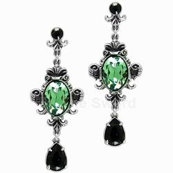 Queen of the Night Earrings 17-E273