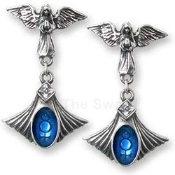 Crux Angelicum Earrings 17-E285