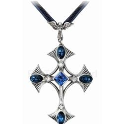 Elementary Crux Angelicus Necklace 17-P580