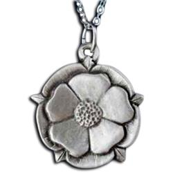 Tudor Rose Necklace 21-2212