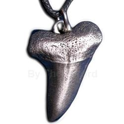 Great White Shark Tooth Pendant 21-2240