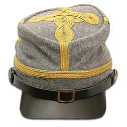 Civil War Officer's Kepi - General 26-200918 Blue or Grey