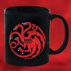 Game of Thrones Targaryen Sigil Mug 26-803983
