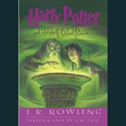 Harry Potter and the Half-Blood Prince Audiobook 27-28365-8