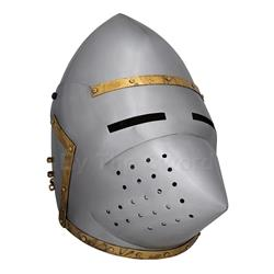 European Pig Faced Helmet 16G Large AB1400 Get Dressed For Battle