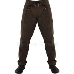 15th Century Pants Brown Large GB3154 Get Dressed For Battle