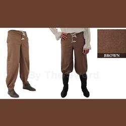 Pirate Pants, Brown, Extra Large 29-GB3744