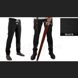 Medieval Hose Black Medium 29-GB3870
