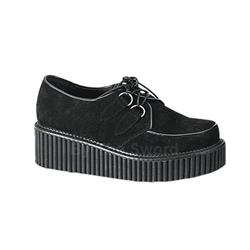 Creeper Lace up Platform Shoes 34-3033
