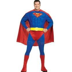 Muscle Chest Superman Plus Costume 38-31453