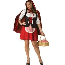 Red Riding Hood Elite Plus Collection Costume 38-32534