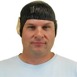 Star Trek Classic Spock Wig with Ears Adult 38-60295