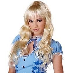 Coquette Blonde Adult Wig 38-802098