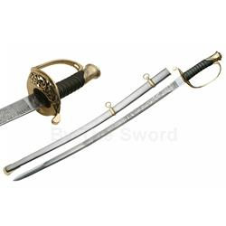 Civil War 1850 Army Staff Officer Sword 40-910956